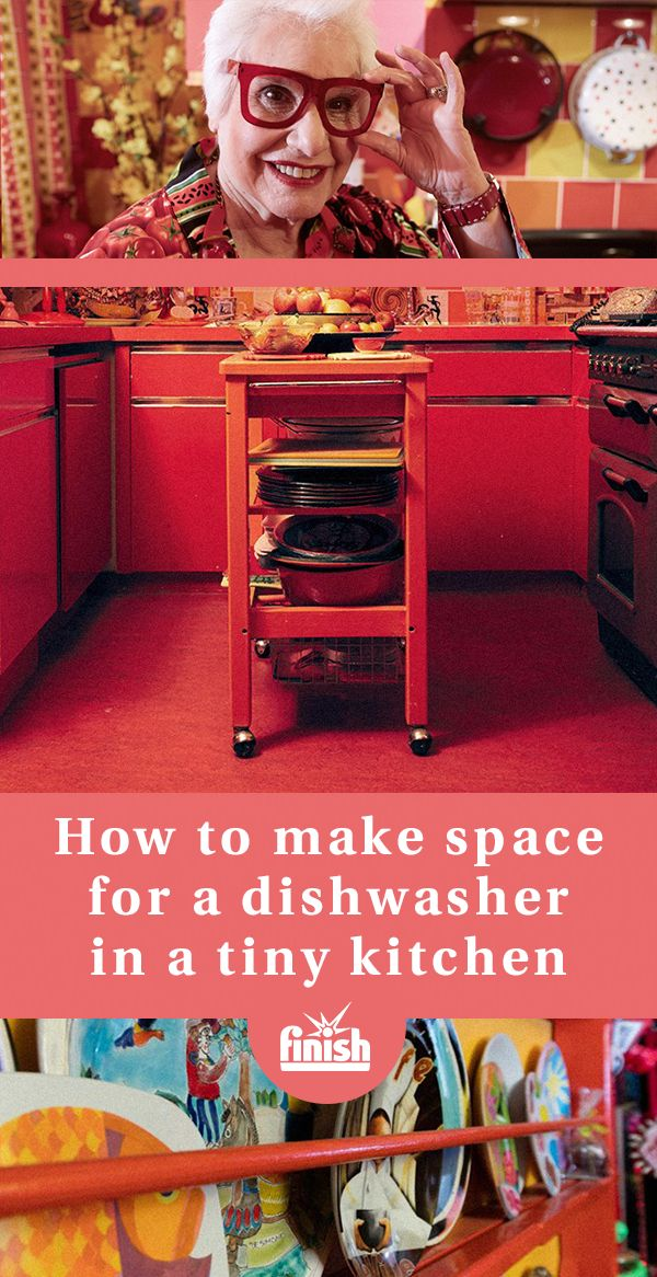 Even in the tiniest kitchen, there's always room for a dishwasher! Join Neff & Finish for an immersive 360° tour of six real tiny kitchens and find inspiration on how to create more space without ever sacrificing character. We'll even help you find the perfect dishwasher for your compact space.