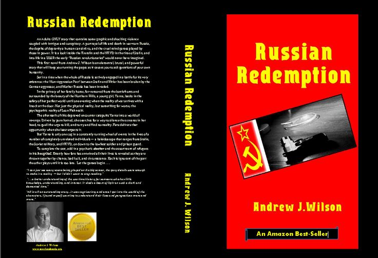 http://www.amazon.com/Russian-Redemption-Andrew-J-Wilson/dp/1492717045/ref=sr_1_1?ie=UTF8&qid=1390102926&sr=8-1&keywords=russian+redemption
