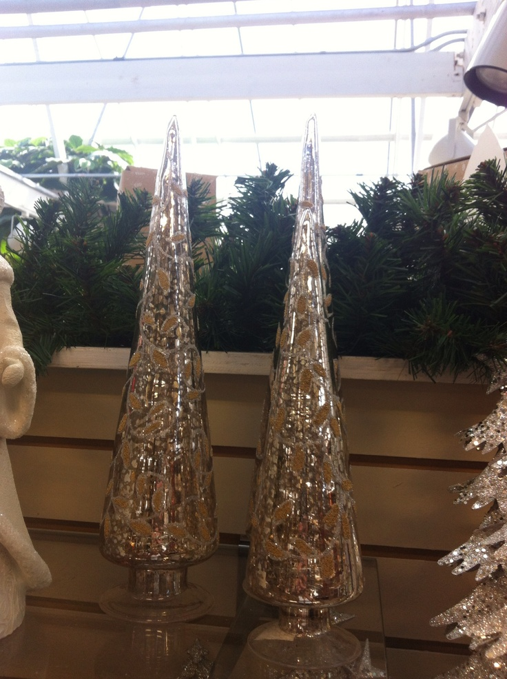 Best images about mercury glass trees on pinterest