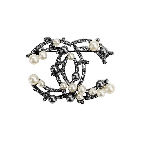 Chanel - Costume Jewelry - 2010 Fall-Winter ❤ liked on Polyvore