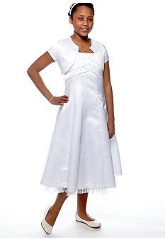 Bonnie Jean® Two Piece Dress Girls Plus - Belk.com