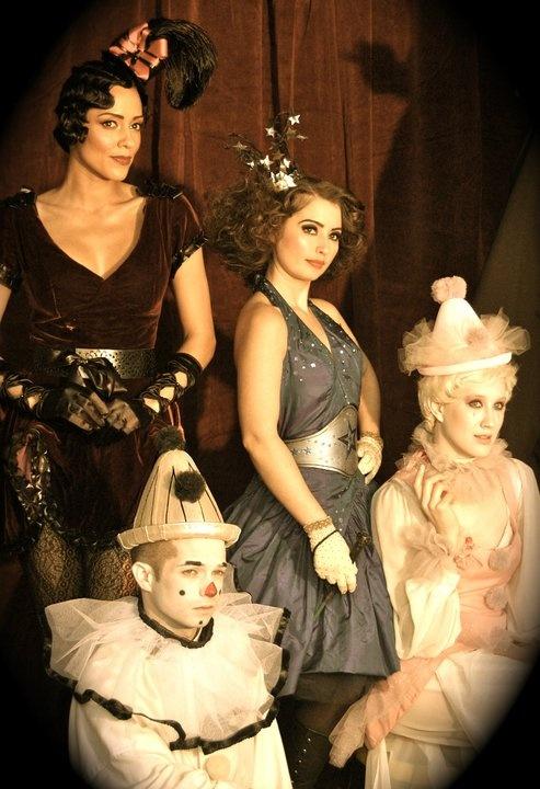 Vintage Circus Costumes By Mascherina | Mascherina ...