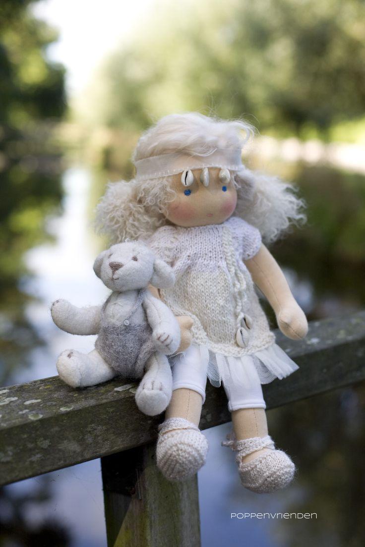 Sam, custom made doll