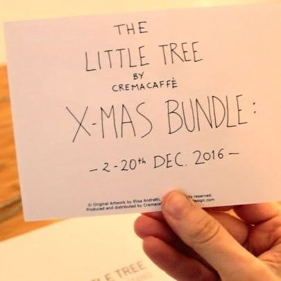 Here is a little treat for yourself and your loved one.  LITTLE TREE Jewellery Stand | X-MAS Bundle With every Little Tree purchase between 2 – 20 Dec. 2016, you will get for FREE: No. 1 Miniature Keychain of your choice, No. 2 Postcards, No. 1 fold out Card  Read more / Shop: http://cremacaffedesign.com/little-tree-jewellery-stand/  #cremacaffedesign #littletree #jewellery #stand #xmas #giftidea #jewelry #hanger #xmasbundle #keychain #miniature #greetingscard #xmascard #holiday #treat…