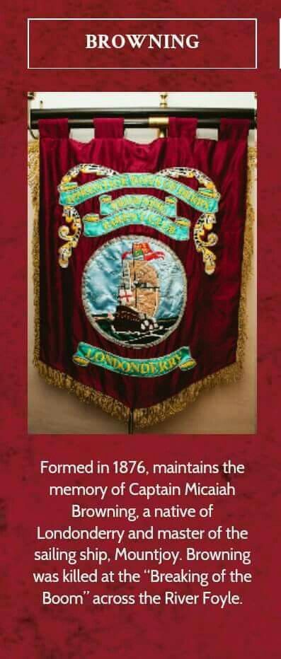 Apprentice Boys of Derry Browning Club