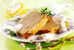 Pasztet wielkanocny / Easter Paté jest doskonałym rozwiązaniem dla fanów delikatnego smaku i aksamitnej konsystencji.