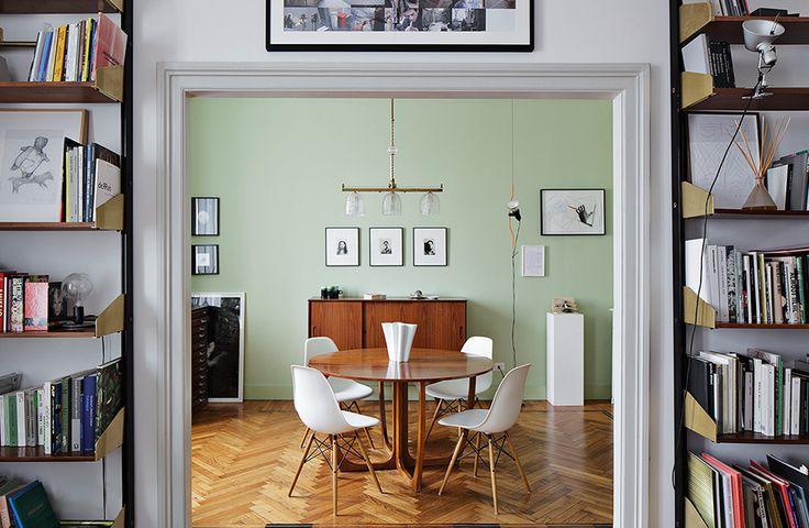 Casa bruna e vicenzo milano interiors interior home for Home decor milano