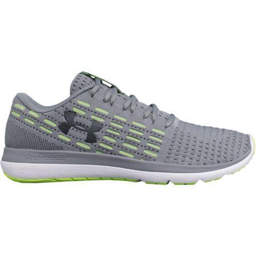 Under Armour Men's Threadborne Slingflex Running Shoes (Grey Dark, Size 10) - Men's Running Shoes at Academy Sports