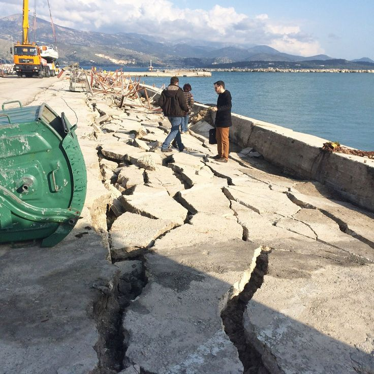 #pkarak #Earthquake2014 #Kefalonia