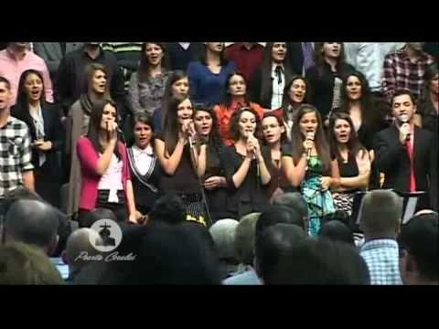 Excelsis Worship - Desi ochii mei (Tu esti aici) - YouTube