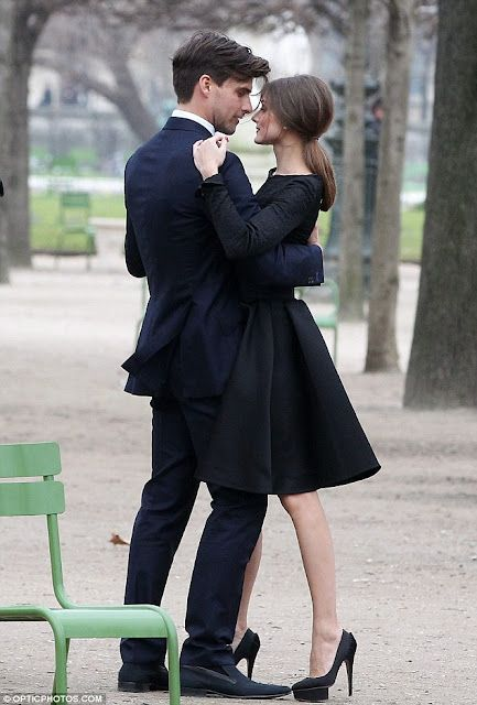 Cutest Couple ♥ Olivia Palermo and Johannes Huebel