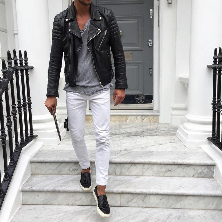 Urban Style, Men's Spring Summer Fashion.