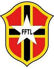 2002, East Timor Football Federation, East Timor #East Timor (L4026)