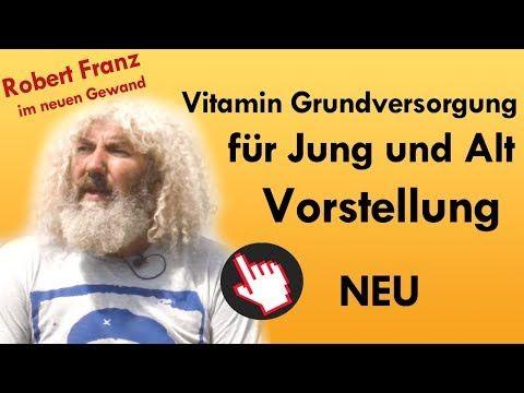 HAMMER HART GESUND! Live in Aarau Schweiz - Robert Franz - YouTube