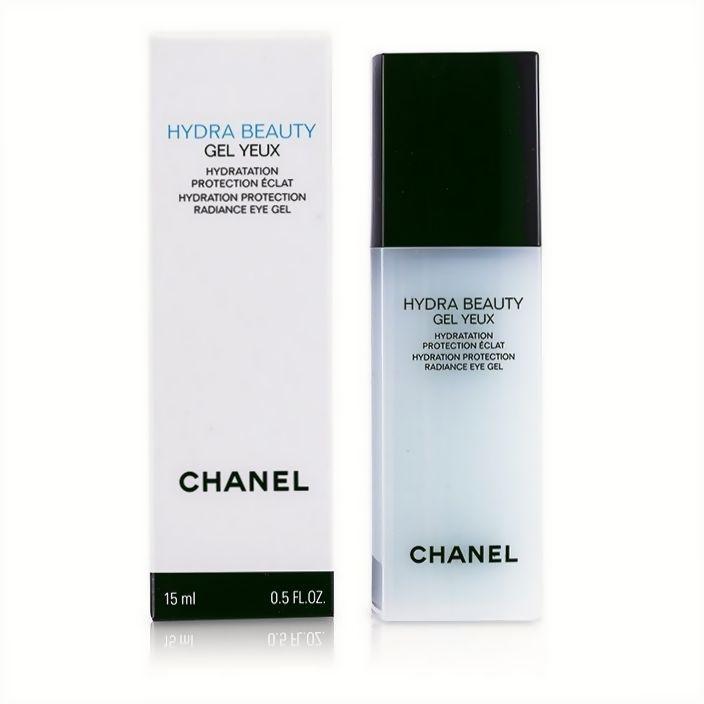 Chanel Hydra Beauty Gel Yeux Hydration Protection Radiance Eye Gel 15ml/0.5oz | eBay