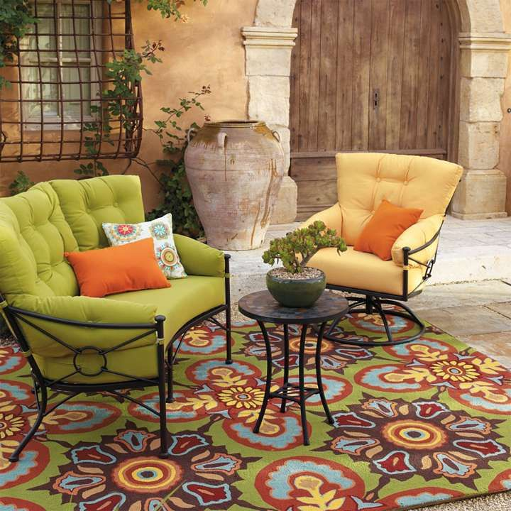 Garden Decor Nutty Rug: 141 Best Images About BACK PORCH MOROCCAN IDEAS On