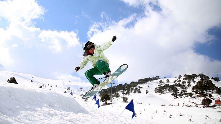 Hayatı 10 Yıl Önce Aldığı Kursla Değişti: Köyde Çoban, Kayak Merkezinde Antrenör!