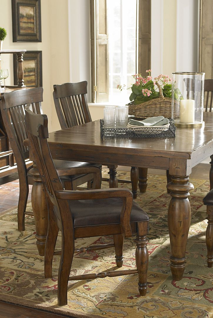 Relish Every Dining Moment With Our Rustic Woodbridge Table And Chairs Beautifully Antique