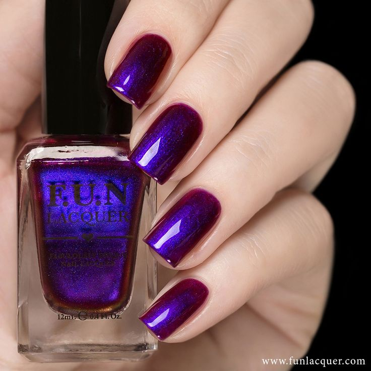 Cheers to the Holidays - F.U.N. Lacquer