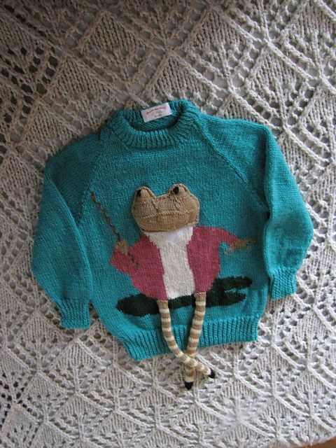 Knitting Pattern For Jeremy Fisher : 391 best images about Knitting for children on Pinterest Free pattern, Knit...