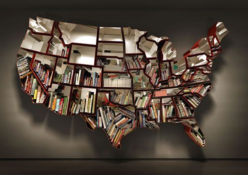 cool bookcase for the family room...