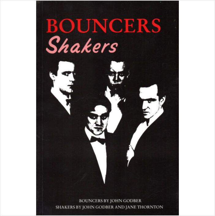 the play shakers by john godber Does anybody have the monologues from the play 'shakers' by john godber i'm doing a devised piece in my drama class and we have to learn one of the monologues from the play 'shakers' and i haven't managed to find on on google and i was wondering if anyone could help.