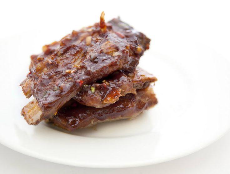 Pochutnejte si na výtečných BBQ chilli ribs