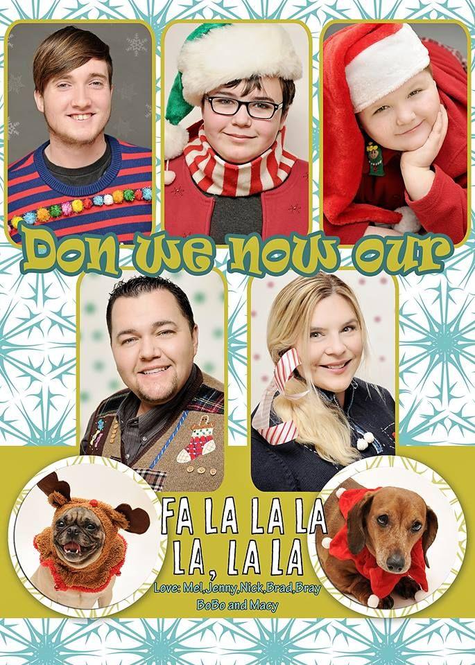 family photo christmas card ideas pinterest - 25 best Fun family Christmas card ideas images on