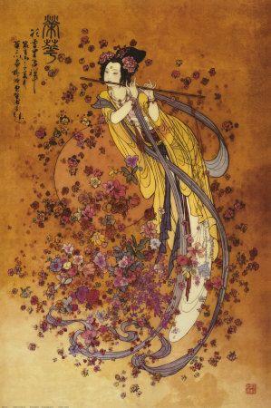 Goddess of Prosperity