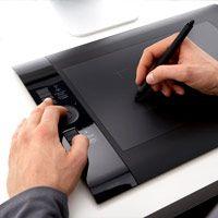 Digital Painting in Adobe Photoshop Basics – Setting up Wacom Tablet