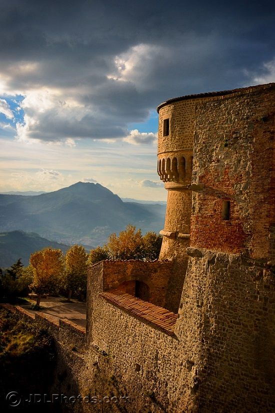 Secret Italy - San Leo, province of Rimini Emilia Romagna