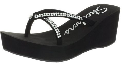 Skechers Sandals WOMEN'S SKECHERS SANDALS ON SALE $30 & UNDER