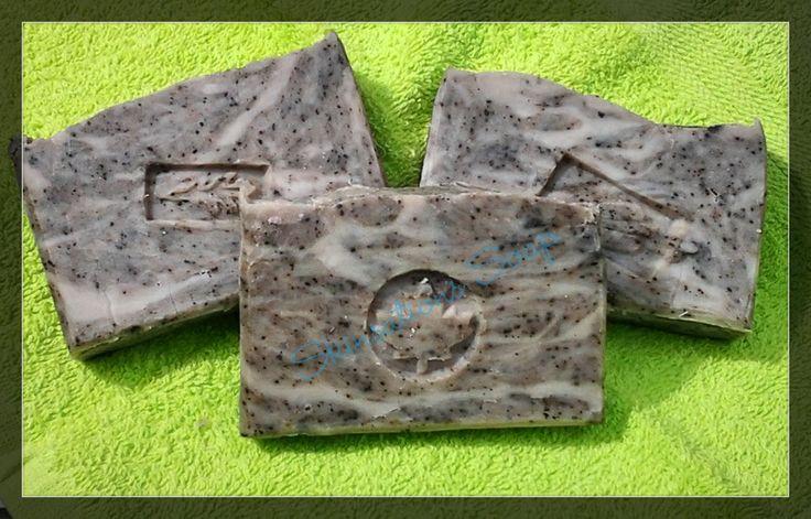 Soapaccino Coffee Scrub Handmade Soap by skinsationssoap on Etsy