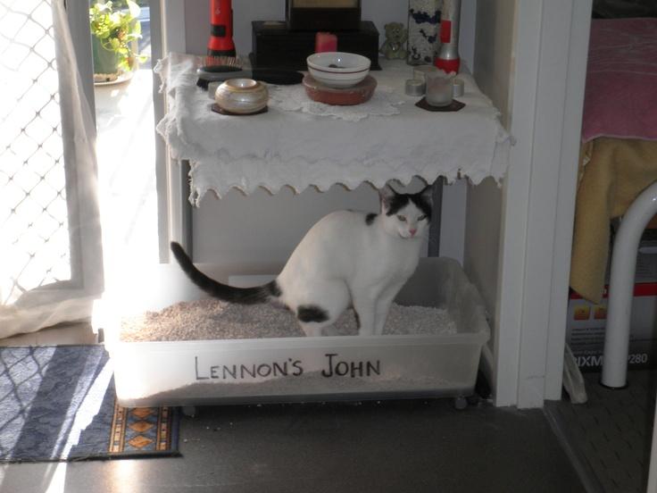 Lennon's John! :)