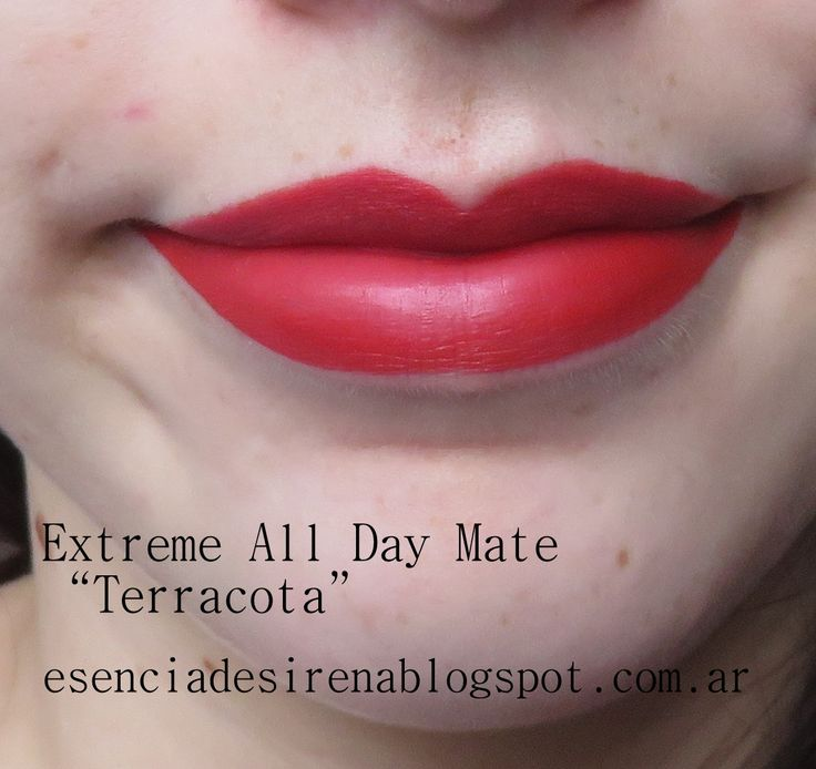 Extreme All Day Mate Terracota