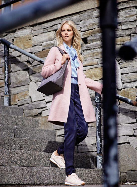 #light#pink#coat#casual#elegance#