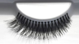favUlash's PUERTO PRINCESA human hair false eyelashes fit your mood and can be worn from everything to daytime relaxing to nighttime partying!