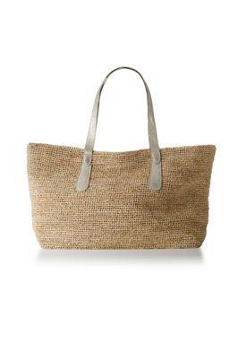 Chic beach tote: Bags Beaches, Florabella Totes, Shops Baskets, Beaches Totes, Florabella Bags, Bags Baskets, Beaches Bags, Raffia Totes, Bags Totes