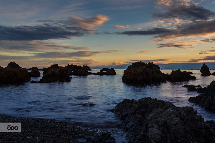 Wellington, Houghton Bay by Fraser Punt on 500px