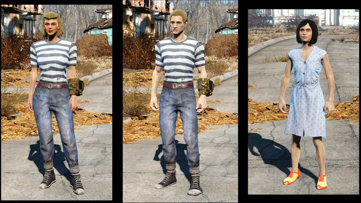 Image result for fallout 4 vintage clothing