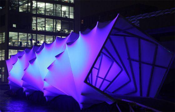 Bau-Stoff: Textile Architektur Teil 1