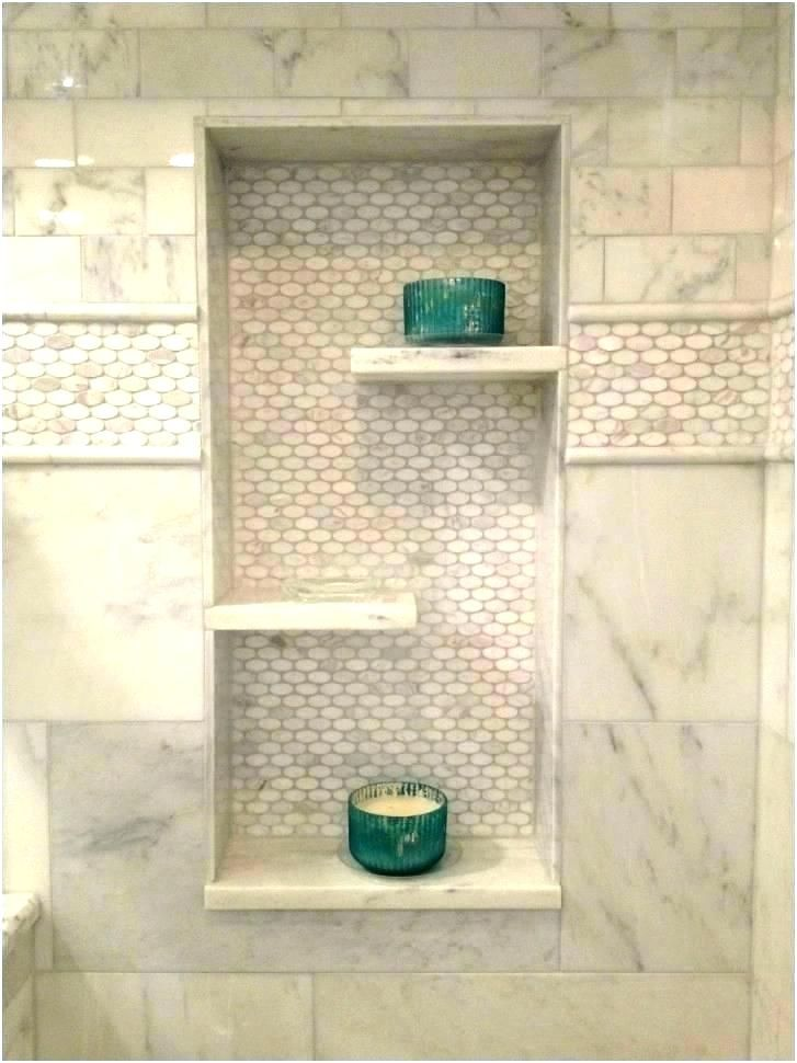 image result for tiled shower ideas | bathroom remodel shower, shower shelves, trendy bathroom