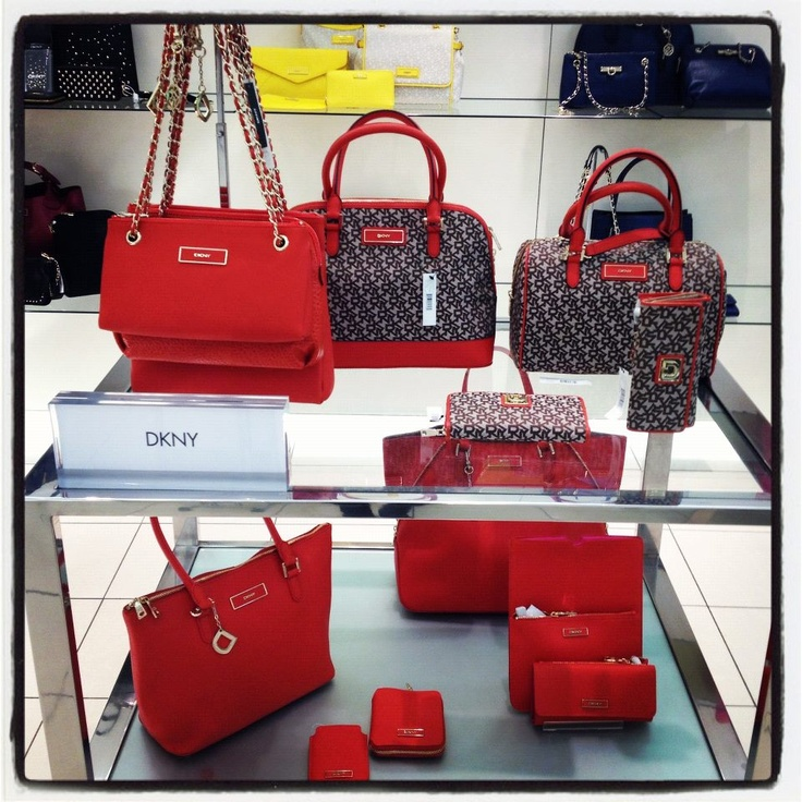 DKNY bags from Harvey Nichols #DKNY #Bag