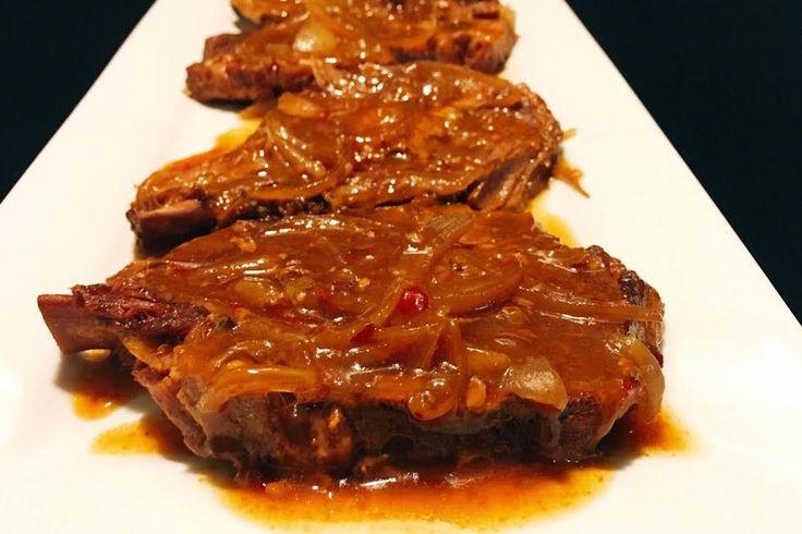 Sweet Chilli Pork Chops |