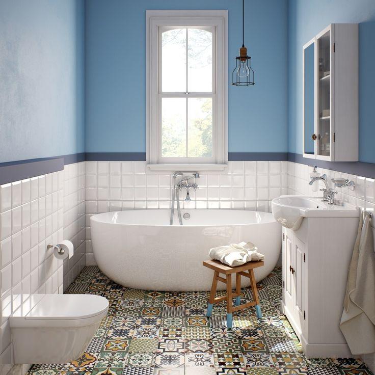 Wizualizacje łazienek. Zbiór wizualizacji stworzonych przez Meedo.