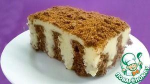"""Рецепт: Прекрасный торт """"Парфенон"""""""