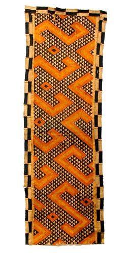 Kuba Barkcloth textile 1