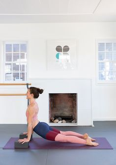 how to really put your yoga blocks to use