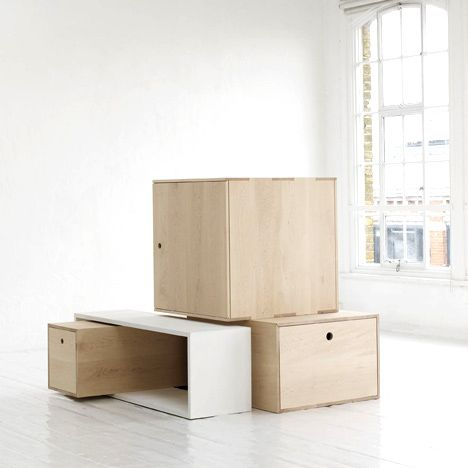 Boxes - Studio Vit