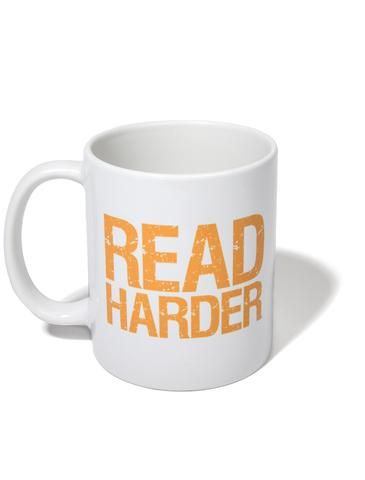 Book Riot Read Harder Mug Book Riot Store